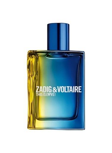 Zadig&Voltaire This Is Love Pour Lui Edt 100 ml Erkek Parfüm Renksiz